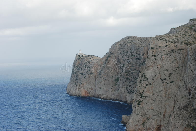 Download Landscape in Mallorca stock image. Image of formentor - 13228333