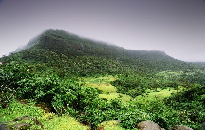 landscape monsoon vast стоковое изображение rf