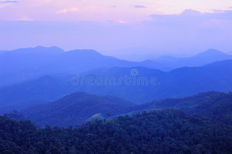 Landscape Mountain stock photography