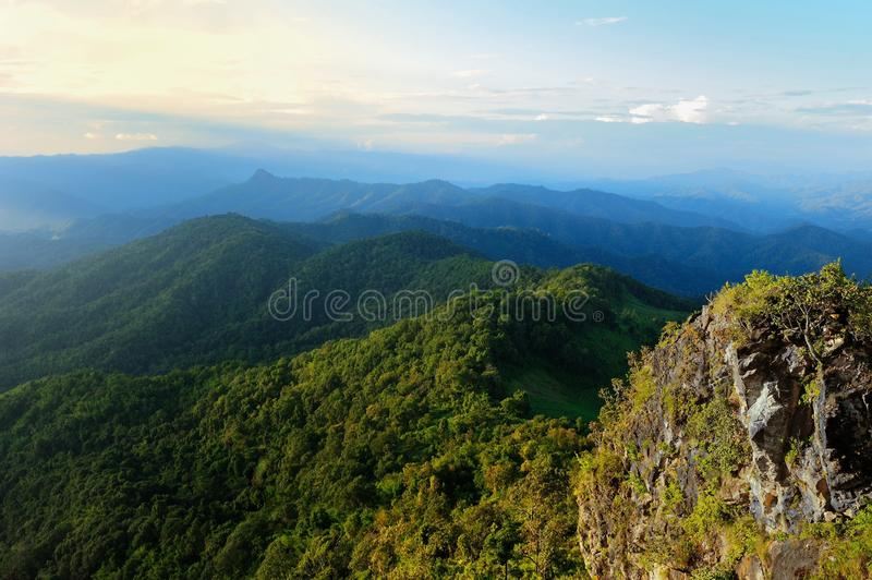 Landscape Mountain stock images