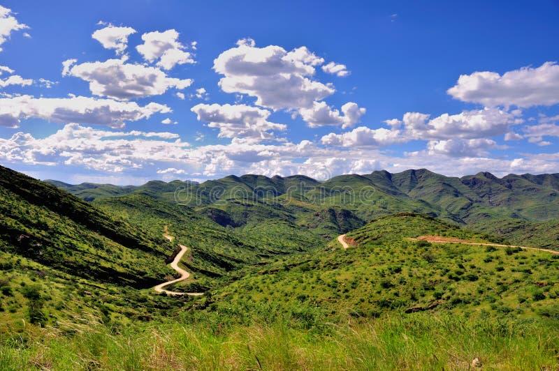 Landscape Namibia royalty free stock photography