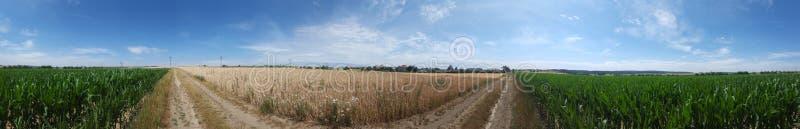 360° landscape royalty free stock image