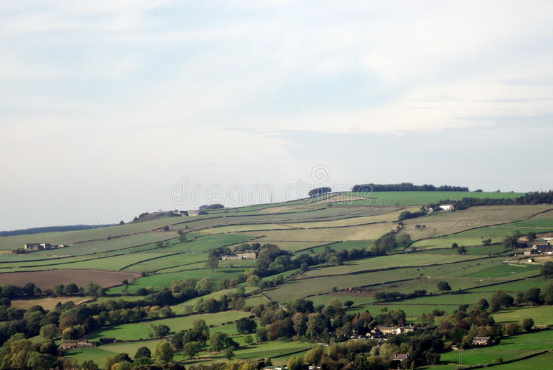 Download Landscape Over Bradfield, SHeffield. Stock Photo - Image: 22596354