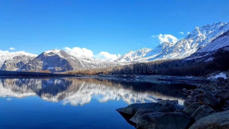 Landscape photography of beautiful gilgit baltistan stock photos