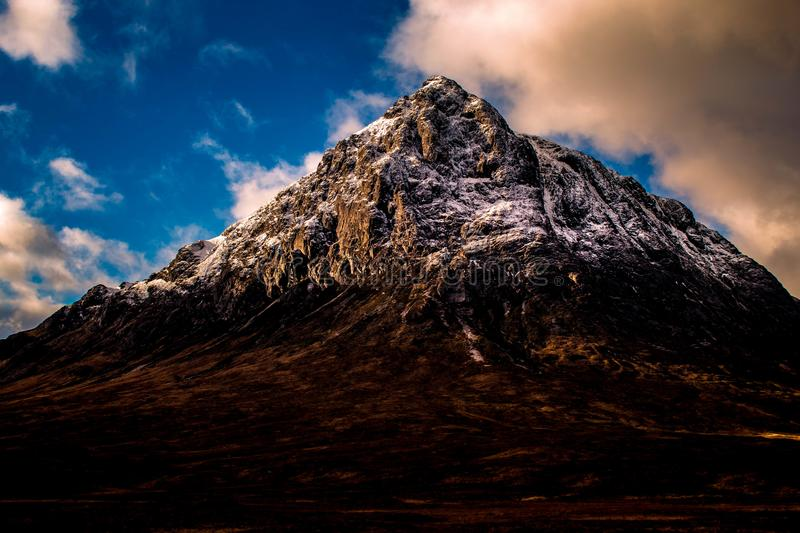 Landscape Photography of Mountain during Daylight stock photo