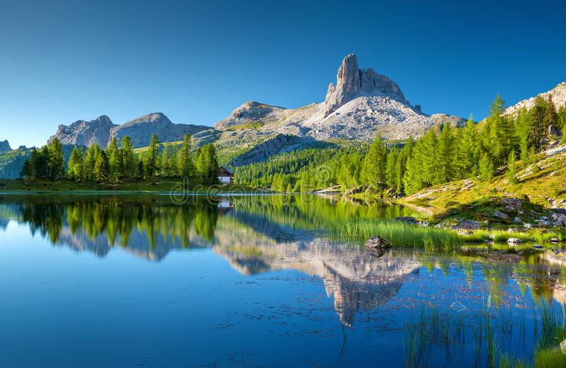 Landscape Photography of White Mountain stock photo