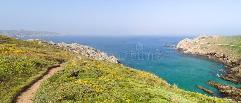 Download Landscape Pointe Du Raz In Brittany Stock Image - Image: 24967309