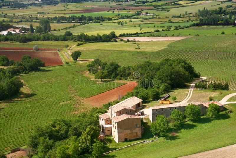 Landscape Provence, Southern France stock photos