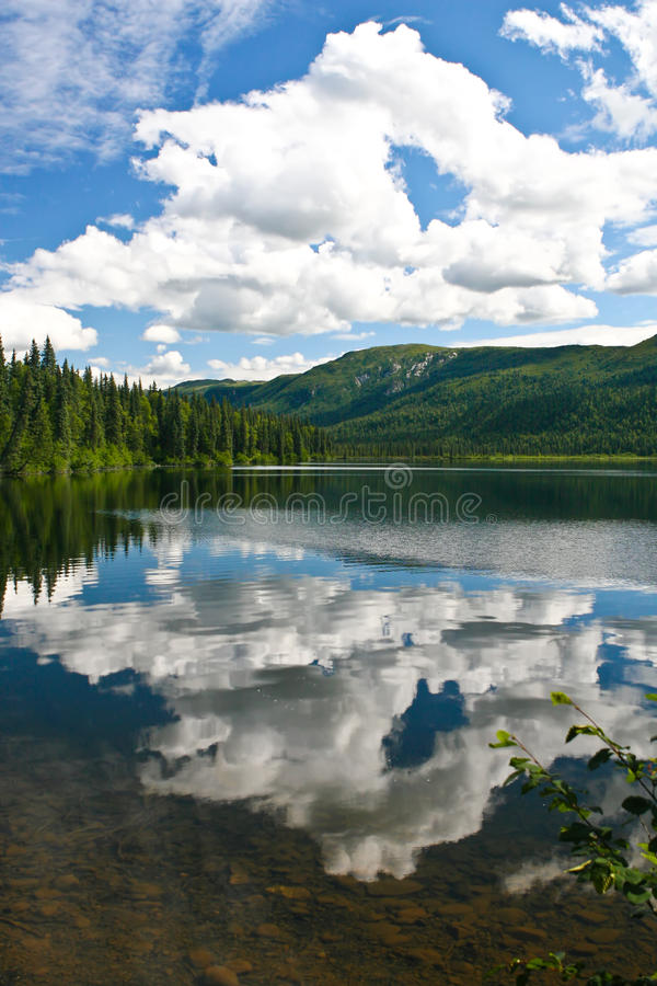 Landscape Reflections stock images