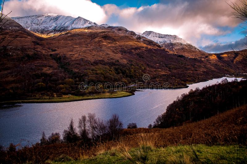 Landscape of River royalty free stock images