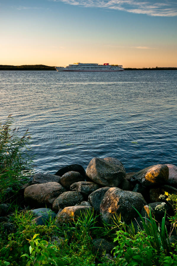Download Landscape With Rocky Coastline Stock Photo - Image of countries, peace: 26007928