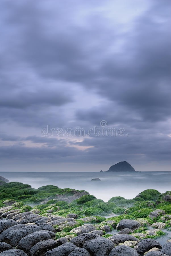 Landscape of sea royalty free stock images
