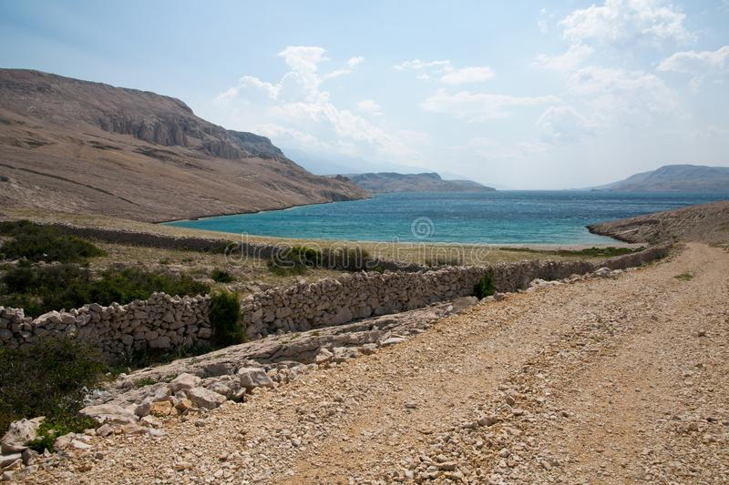 Download Landscape by the sea stock image. Image of mountains - 23710463