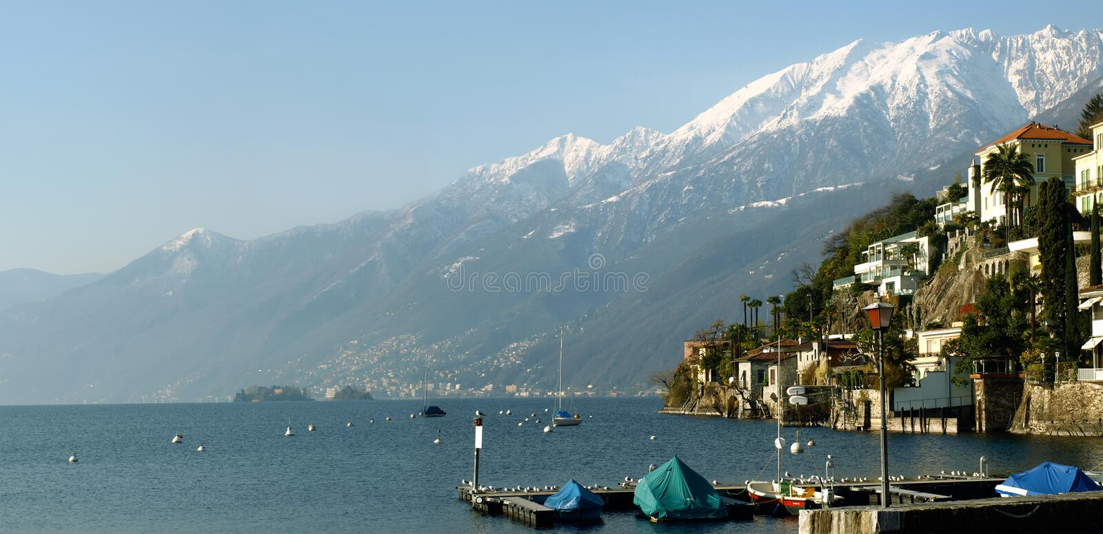 Download Landscape Series - Ascona (Swiss) Stock Image - Image of swiss, tourism: 4268263