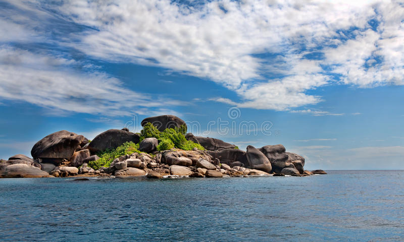 Download Landscape, Similan Islands stock photo. Image of asia - 23604664