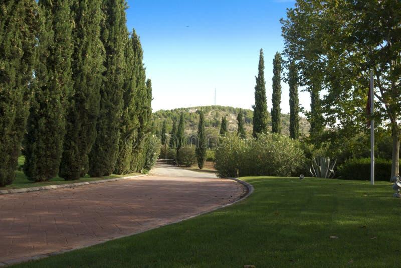 Landscape.Spain. στοκ εικόνες με δικαίωμα ελεύθερης χρήσης