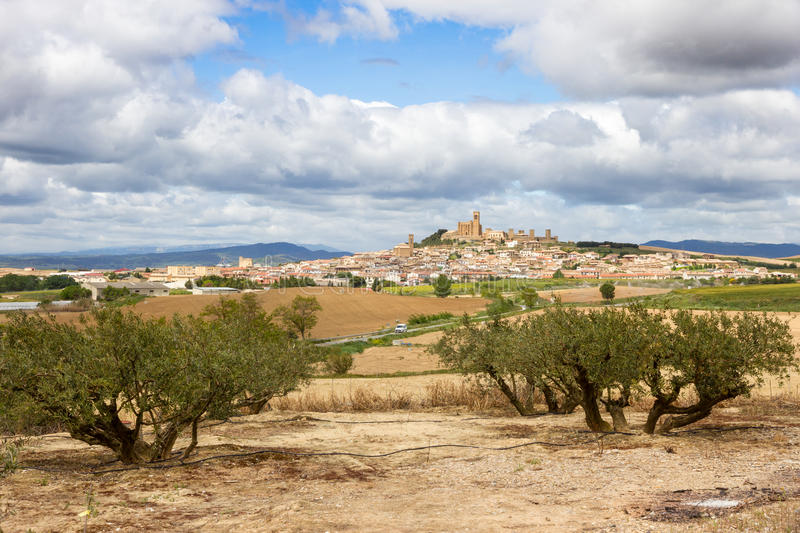 Landscape Spain royalty free stock images