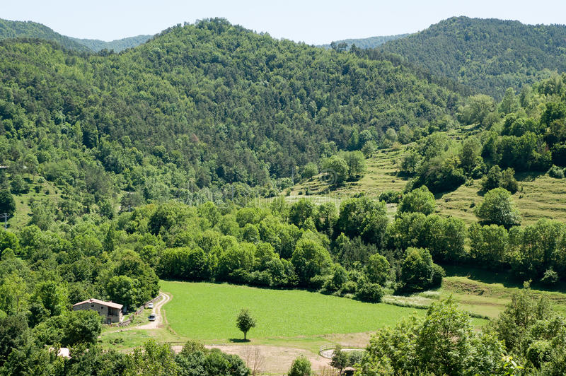 Download Landscape Of The Spanish Pyrenees Stock Photo - Image: 20222998