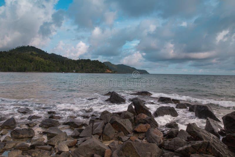 Landscape in sumba timur. Beautiful landscape in sumba timur NTB royalty free stock photo