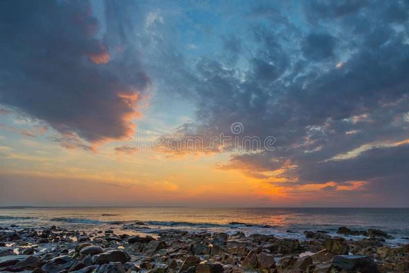 Landscape Sunrise stock photos