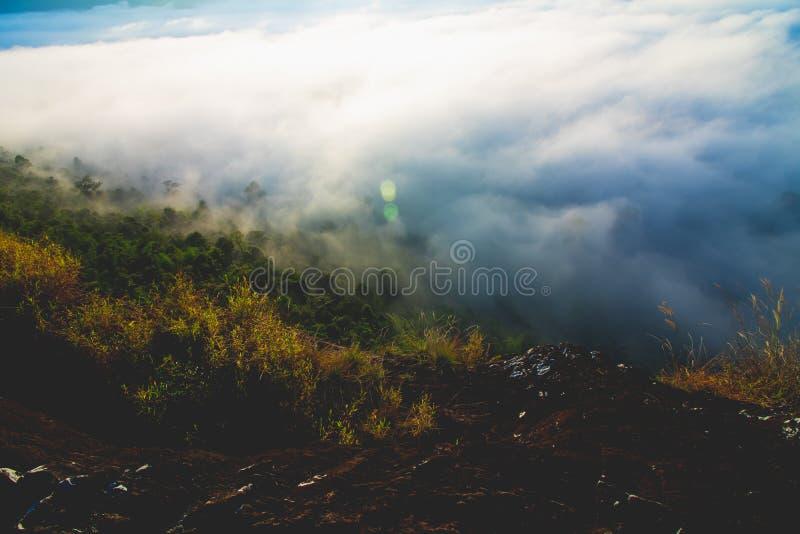 Unseen Thailand Khao Phao Phitsanulok landscap royalty free stock photos