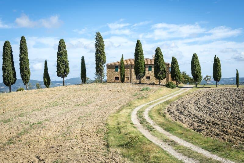 Download Landscape Tuscany Stock Image - Image: 38187621