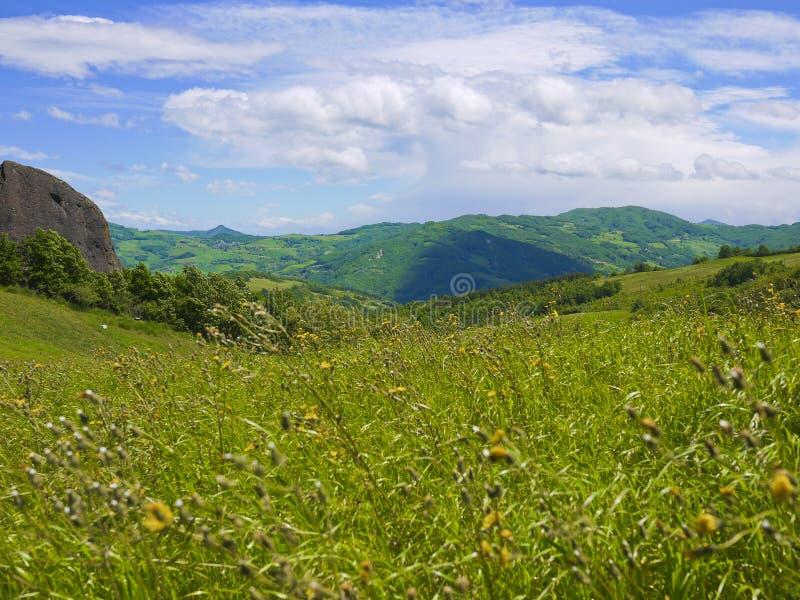 Download Landscape In Val Trebbia, Piacenza, Italy Stock Image - Image: 31264315