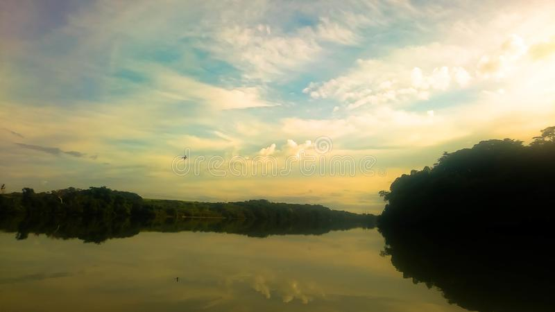 Another beautiful landscape in Brazil royalty free stock images