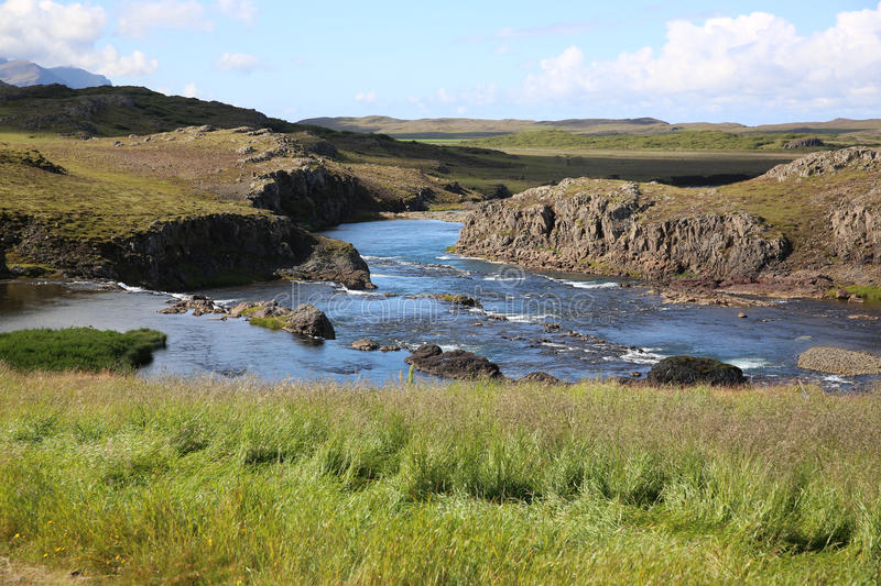 Download Landscape In The West Of Iceland Stock Photo - Image: 83720368
