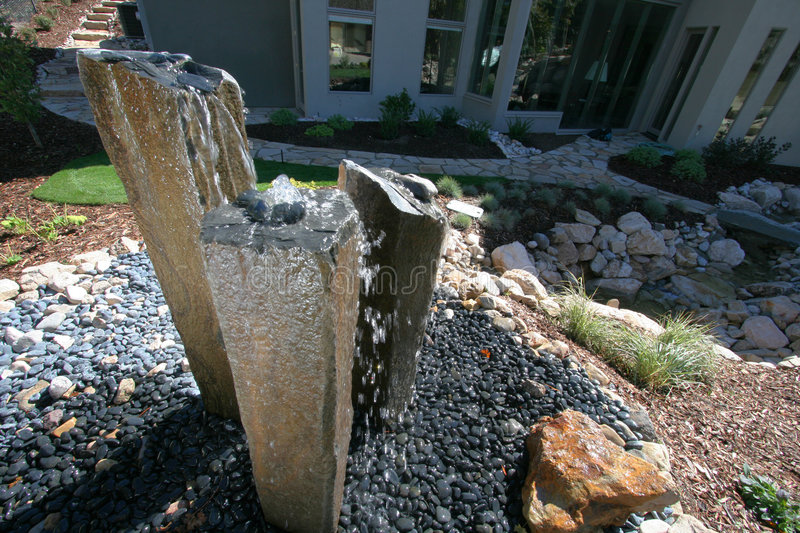 Landscape Work Water feature