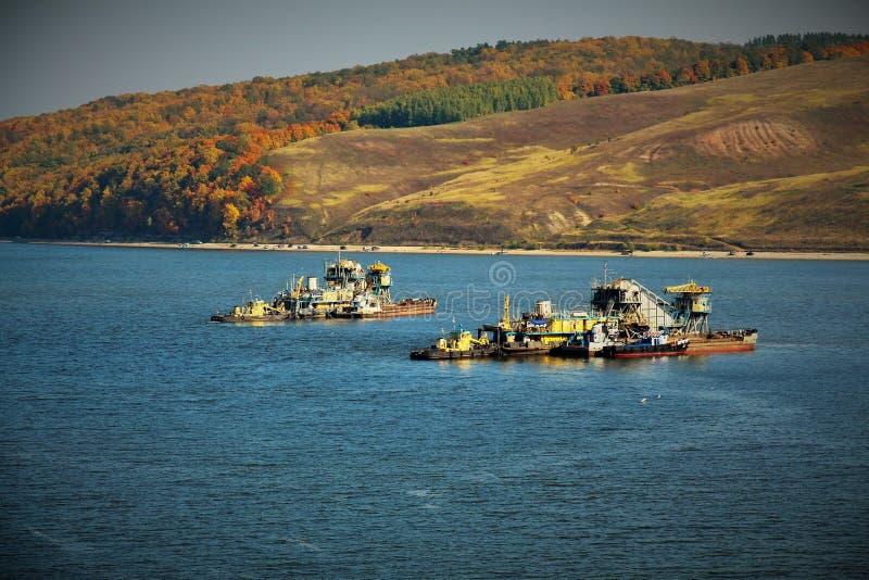 Landscapeghter del otoño fotografía de archivo libre de regalías