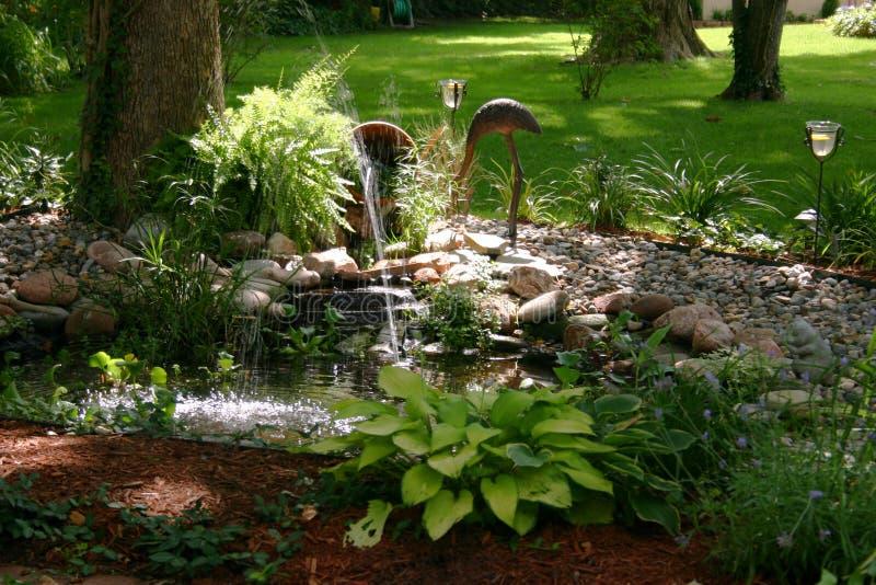 Download Landscaping design stock image. Image of peaceful, vegetation - 88419