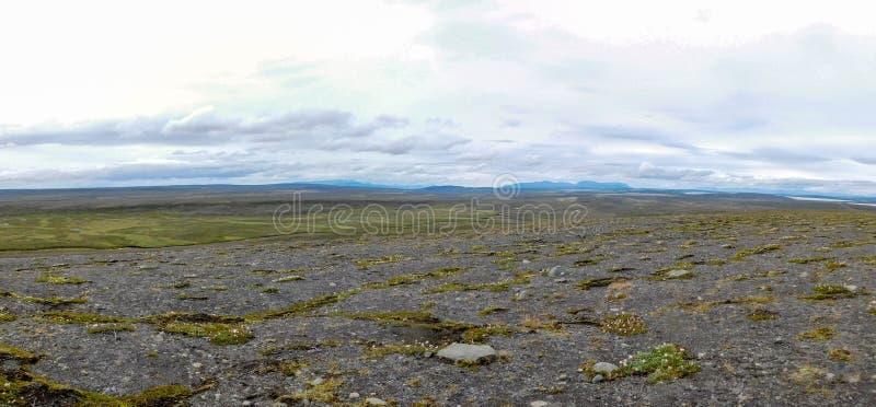 Landschaft auf Insel stockbild