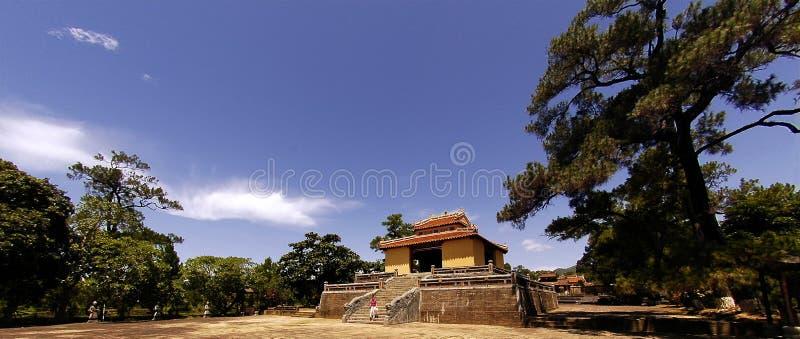 Landschaft der FARBE in Vietnam lizenzfreies stockfoto
