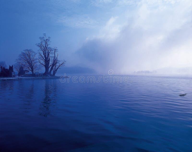 Landschaft der Natur stockfoto