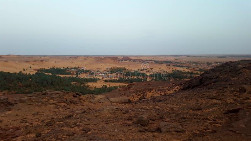 Landschaft der Wüste stockfotos