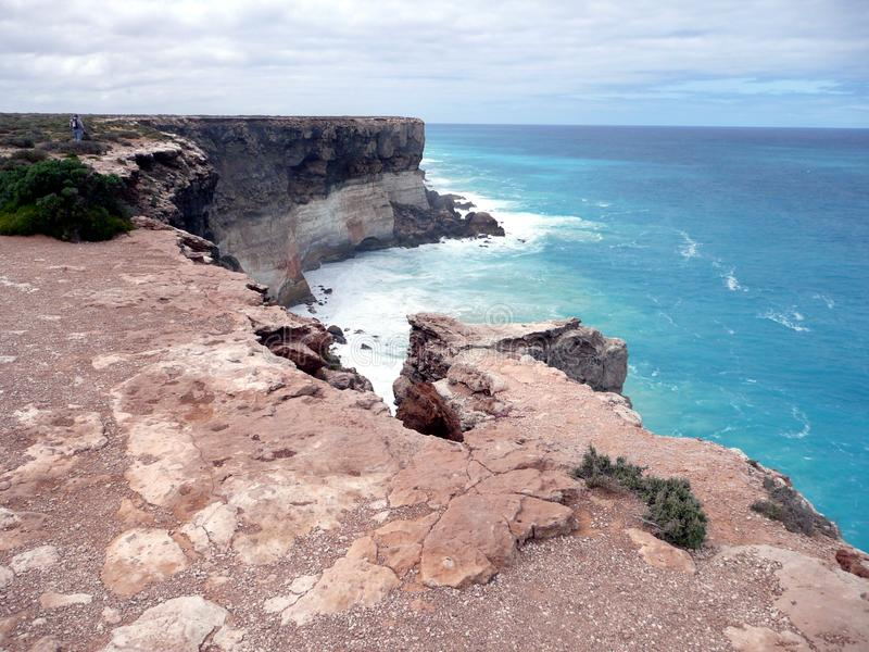 Landschaft des großen australischen Bisses lizenzfreie stockfotos