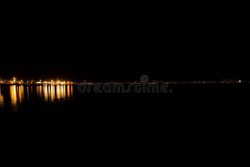 Landschaft Izmir die Türkei stockfotografie