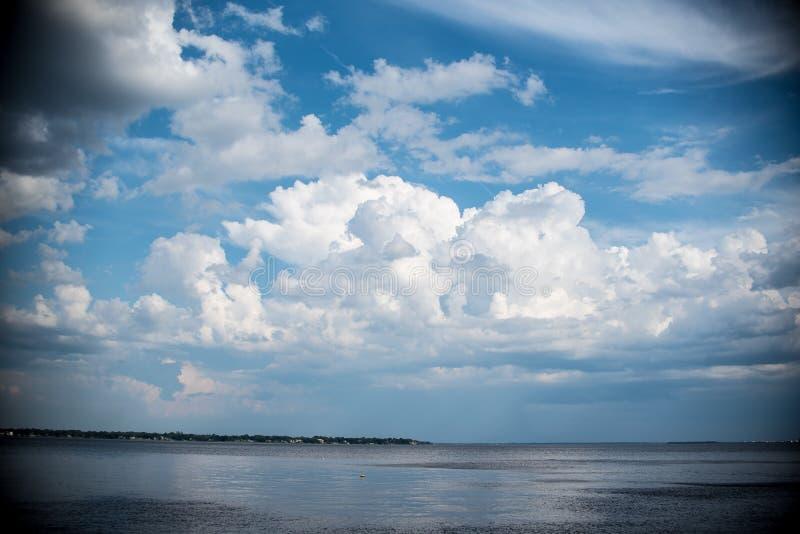 Landschaft Jacksonvilles Florida stockfoto