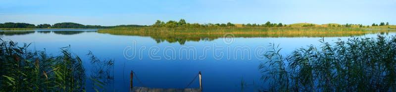 Landschaft panoramisch lizenzfreies stockfoto
