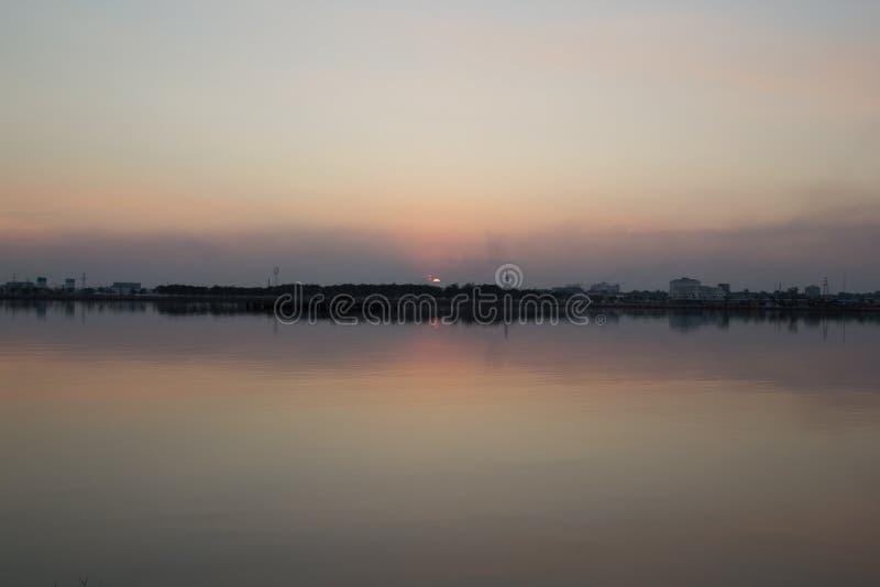 Landschaft von lakeview stockbilder