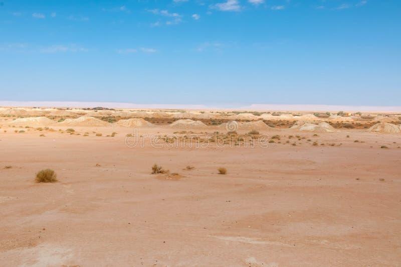 Landschaft von Marokko stockfotografie