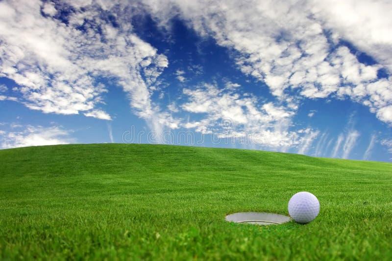 Landschaften - Golf lizenzfreie stockbilder