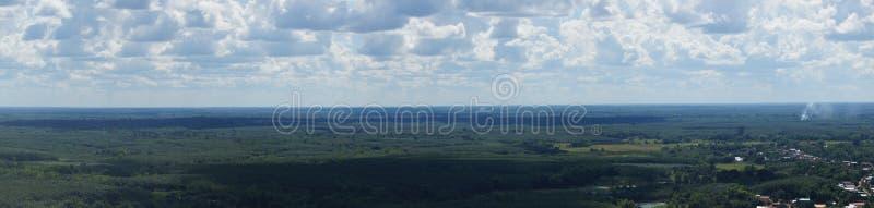 Landschaftsansichten stockbild