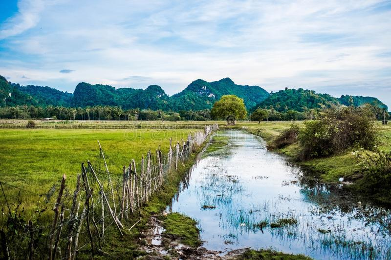 Landschaftsphotographie ist- ehrfürchtig lizenzfreie stockbilder