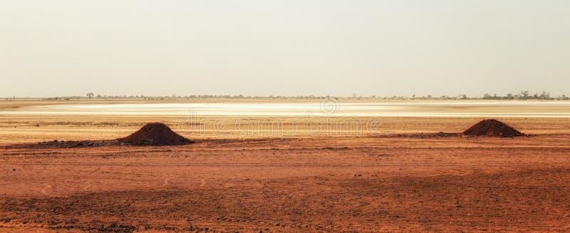 Landschaftsszene, Dakar, Senegal stockfoto