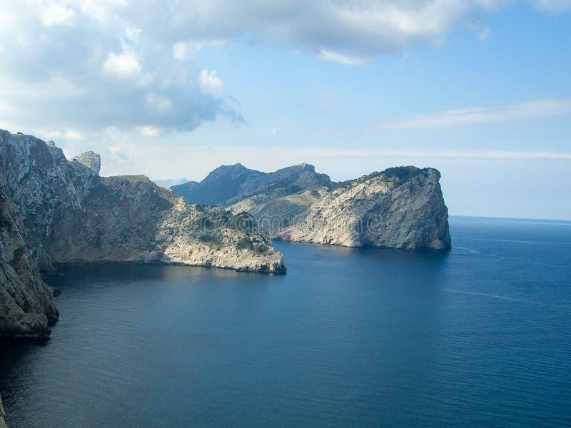 Landschap Mallorca royalty-vrije stock foto