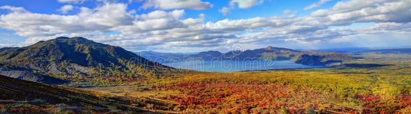 Nationaal Park shikotsu-Toya royalty-vrije stock foto