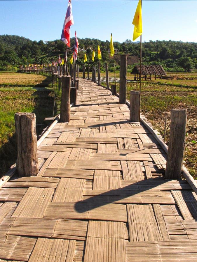 Landschap in Thailand voor het reizen stock afbeeldingen