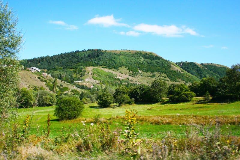 Landschap in Turkije stock fotografie